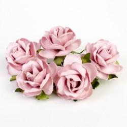 Tmavě růžová - 5 ks