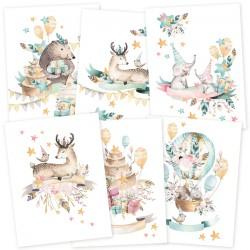 Cute & Co. - miniplakáty