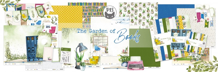 The Gardn of Books (P13)