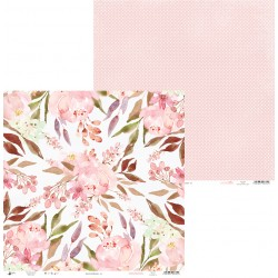 Love In Bloom - 12 x 12
