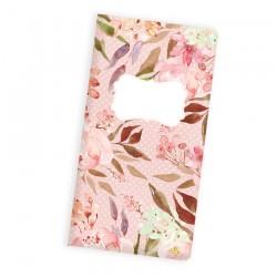 Travel Journal / Traveler's Notebook - Love In Bloom