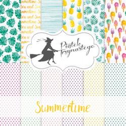 Summertime - 12 x 12