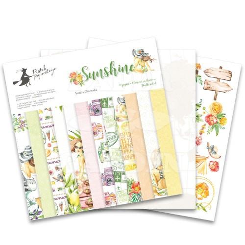 SUNSHINE - 12 x 12