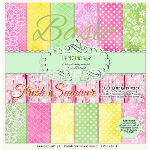 Fresh Summer - BASIC - 12 x 12