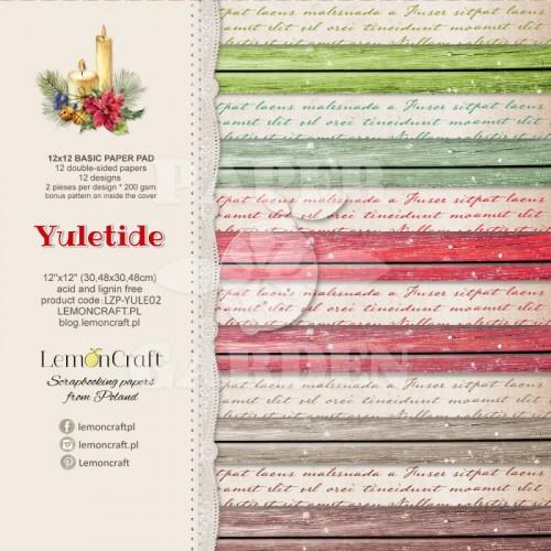 YULETIDE BASIC - 12 x 12