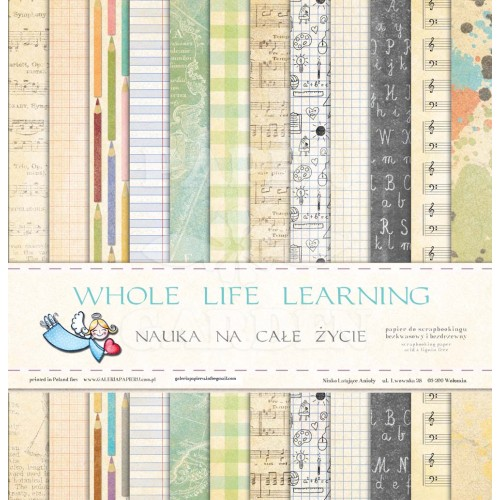 Whole Life Learning - 12x12