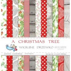 Christmas Tree - 12x12