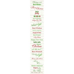 Christmas in Avonlea - Words
