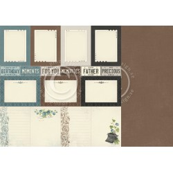 MISTER TOM'S TREASURES - Memory notes