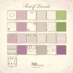 SCENT OF LAVENDER - Memory notes