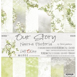 OUR STORY - 12 x 12