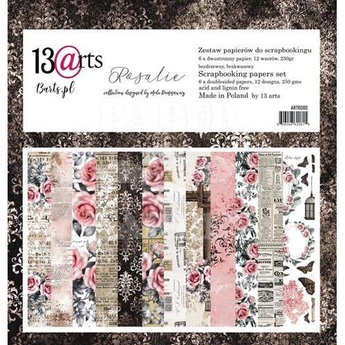 ROSALIE - 12 x 12