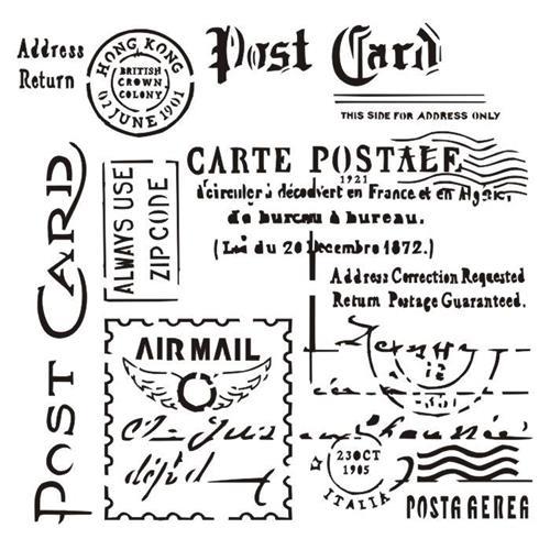 ROSALIE - Carte Postale