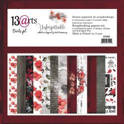 UNFORGETTABLE - 12 x 12