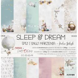 SLEEP AND DREAM - 12 x 12
