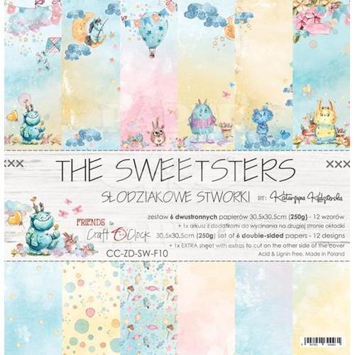 SWEETSTERS - 12 x 12