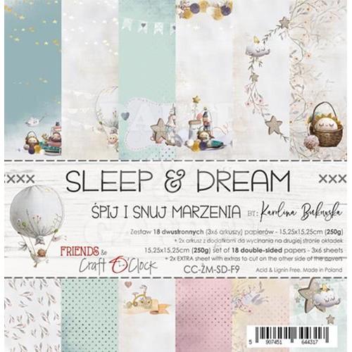 SLEEP AND DREAM - 6 x 6