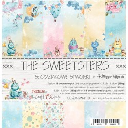 SWEETSTERS - 6 x 6