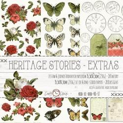 HERITAGE STORRIES - 6 x 12
