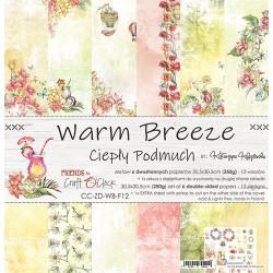 WARM BREEZE - 12 x 12