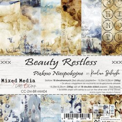 BEAUTY RESTLESS - 6 x 6