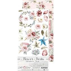 FLOWER FIESTA - 6 x 12