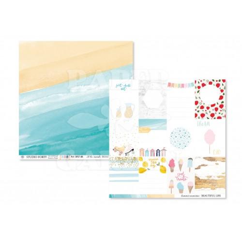 BEAUTIFUL LIFE - At the Seaside / Summer Memories