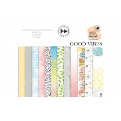 Good Vibes - 12 x 12