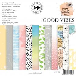 Good Vibes - 6 x 6