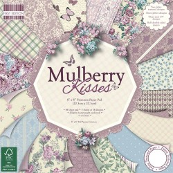 Mulberry Kisses - 8 x 8 - 1x každý design