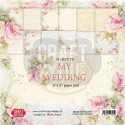 My Wedding - 6 x 6