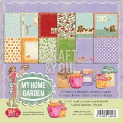 My Home Garden - 12 x 12