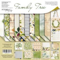 FAMILY TREE - 8 x 8