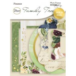 FAMILY TREE - rámečky