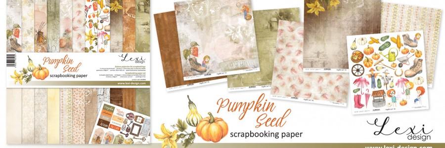 Lexi Design - Pumpkin Seed