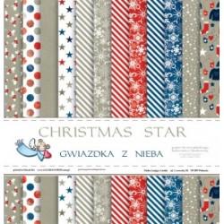 Christmas Star - 12 x 12