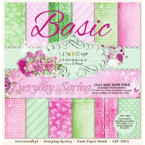 Everyday Spring - BASIC - 12 x 12