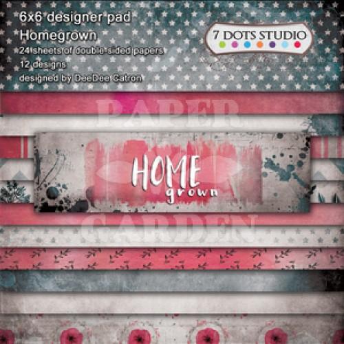 Homegrown - 6 x 6