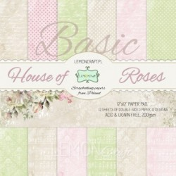 House of Roses - BASIC - 12 x 12