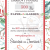 vánoční - 500 Kč