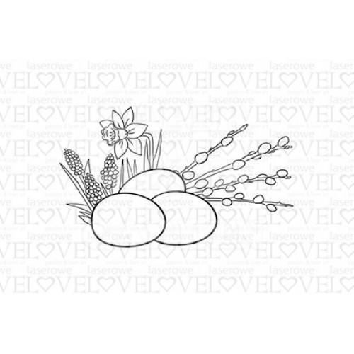 YELLOW SPRING - Velikonoční vajíčka