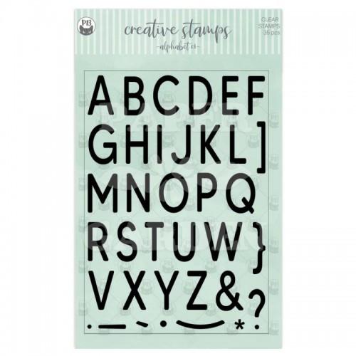 ALPHABET 01 - abeceda