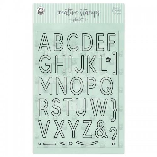 ALPHABET 02 - abeceda