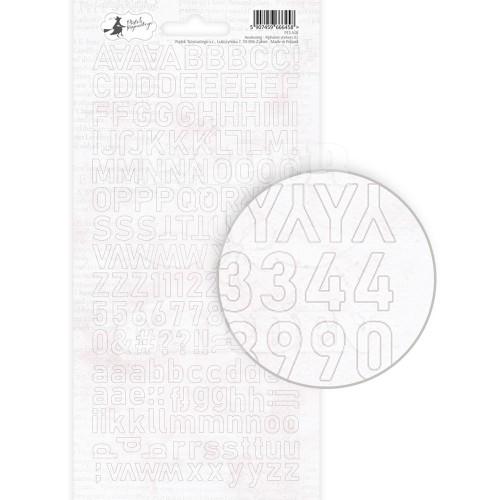 AWAKENING - Alphabet stickers 02