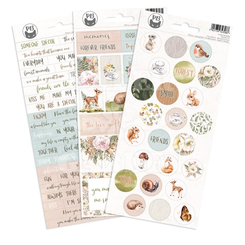 FOREST TEA PARTY - KIT