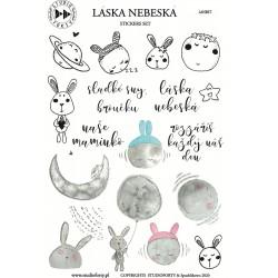 LÁSKA NEBESKÁ - české papírové