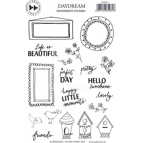 DAYDREAM - Daydream - transparentní