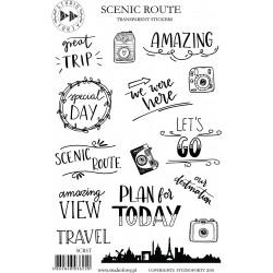 Scenic Route - transparentní