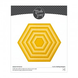 Dashing Hexagons