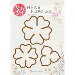 Sestava kvítků Heart Flowers
